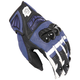 Blue/White/Black Fury 2.0 Gloves