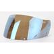 Blue Anti-Fog Shield for Icon Helmets - 0130-0392