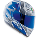 T-2 White Multi Helmet