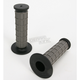 Gray Full Waffle MX Grips - D533GY