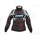 Womens Cyan/Fuchsia Circuit Velocity Storm Jacket