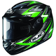 CS-R2 SN Thunder Green Multi Helmet