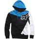 Electric Blue Sledge Zip Hoody