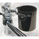 Black Chrome Beverage Holder - 13349
