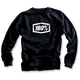 Black Corporate Sweatshirt