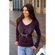 Womens Fly By Night Long Sleeve