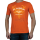 Orange Crest T-Shirt