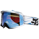 Tracer Blue AIRSPC Goggle - 06334-904-OS
