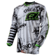 Youth Black/Green Toxic Element Jersey