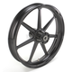 21 in. x 3.5 in. Morris One-Piece Black Ops Aluminum Wheel for Models w/ ABS - 12047106RMRSSMB