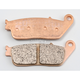 Double-H Sintered Metal Brake Pads - FA142HH