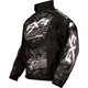 Black Strike Cold Cross Jacket