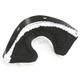 White Neck Curtain for Bell Shorty Helmet