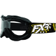 Yellow/Black Recruit Crushed Ice Goggles - 2701