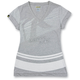 Womens Heather Gray Kute Shirt (Non-Current)