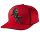 Midnight Red/Black Flex-Fit Hat