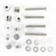 Saddlebag Mounting Hardware Kit - 3358
