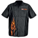 Flame Work Shirt