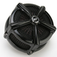 Black Hi-Five Mach 2 Air Cleaner Only - 9550