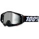 Racing Tuxedo Racecraft Goggles w/Mirror Lens - 50110-043-02