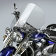 20 in. 2-Up Switchblade Windshield - N21107