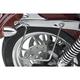 Chrome Saddlebag Support Brackets - 110830