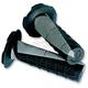 Black/Gray Deuce Grips w/Donut - 219627-1001