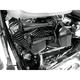 Black Dynamic Duo Air Horn Kit - DDEBL