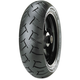 Rear Diablo 100/90-14 Blackwall Scooter Tire - 1907300