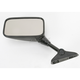 Black OEM-Style Replacement Rectangular Mirrors - 20-29661