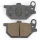 Standard Organic/Carbon Fiber Brake Pads - VD216