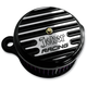 Black Anodized Joker Racing Air Cleaner Assembly - 10-205B