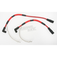 Hotwires Performance Red Spark Plug Wires - 012052131