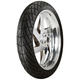 Front D616 120/70ZR-17 Blackwall Tire - 301175