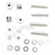 Saddlebag Mounting Hardware Kit - 3341