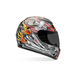 Black Multi Arrow Parts Bin Helmet - Convertible To Snow