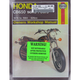 Motorcycle Repair Manual - 665