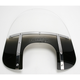 Memphis Fats 17 in. Windshield with 9 in. Headlight Opening for Big Nacelle Headlight - 2313-0055