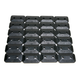 Super Lite +Plus Double Backing Plates - 2463-P1-BLK