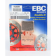 Double-H Sintered Metal Brake Pads - FA283HH