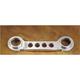 41mm Chrome Billet Aluminum Fork Brace - TB26001