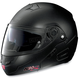Metallic Black Graphite N90 Special N-Com Modular Helmet