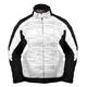White/Black Blitz Snowcross Jacket
