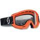Orange Recoil Goggles - 217796-0036041