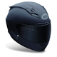 Matte Black Star Solid Helmet - Convertible To Snow