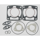 Hi-Performance Full Top Engine Gasket Set - C2047