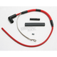 Red Universal Hotwires w/90 Degree Standard Boot - 012001031