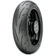 Rear Sportmax Q2 170/60ZR-17 Blackwall Tire - 31SM53