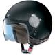 Flat Black N20 Outlaw Helmet