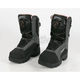 Womens Gray/Black Voyager Boa Boots